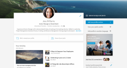 LinkedIn Now Has A Redesigned Desktop Website And Yes It's Way Cooler Than Before