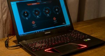 Samsung Unveils Its Notebook Odyssey 15 Gaming Laptop