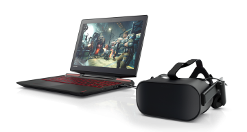 Lenovo Unveils Two Gaming Laptops And A Smart Home Assistant Device That Runs On Amazon's Alexa