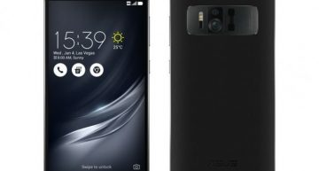 ASUS Unveils Zenfone Zoom And Zenfone AR; An 8GB RAM Device That Features Google's Daydream And Tango