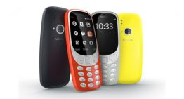 Nokia 3310 Is Back; It Costs $50 And Now Features a 2MP Camera And Storage Of Up To 32GB