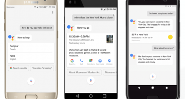 Google Assistant Comes To Non-Google Devices Starting In The United States