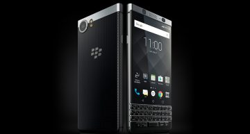 Here's The BlackBerry KeyOne; The First BB Phone That Wasn't Made By BlackBerry