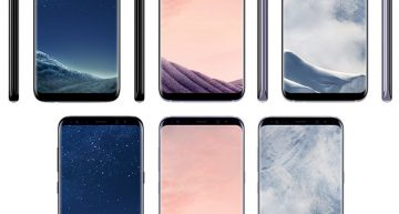 Samsung Galaxy S8 Will Likely Come In Three Colours According To New Leak