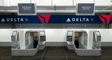 US Airline Delta Is Testing Facial Recognition  And Biometrics Based Bag Drop Technologies