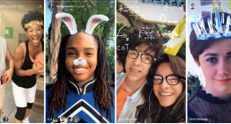 Instagram Copies Snapchat Yet Again To Launch The AR Powered Face Filters
