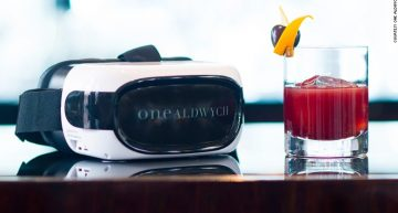 Here's What A Drink In Virtual Reality Looks Like