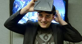 Oculus Co-Founder Palmer Luckey Is Working On A Virtual Border Wall That Could Make Trump Happy