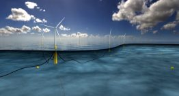 The World's First Floating Wind Turbines Located In Scotland Will Power About 20,000 Households