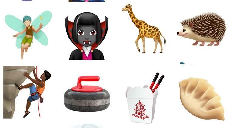 Apple's new emojis
