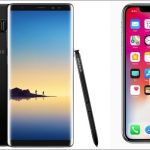 Guest Post: iPhone X vs Note 8 – 7 Important Differences