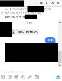 facebook-scam-link