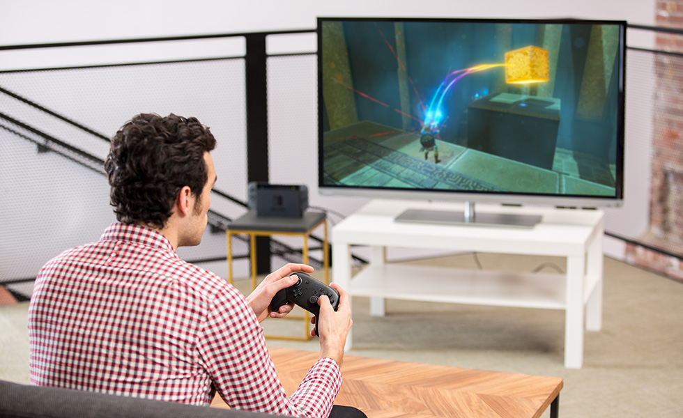Switch in your living room