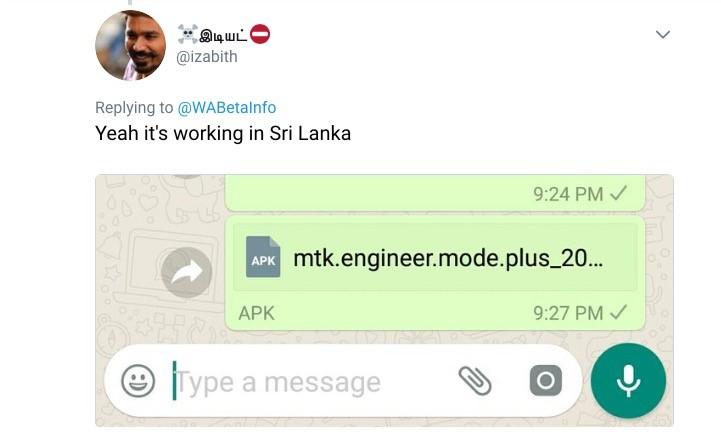 new whatsapp file send