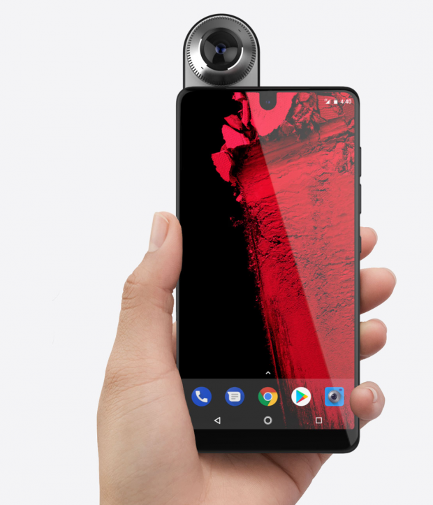 Thre Essential Phone