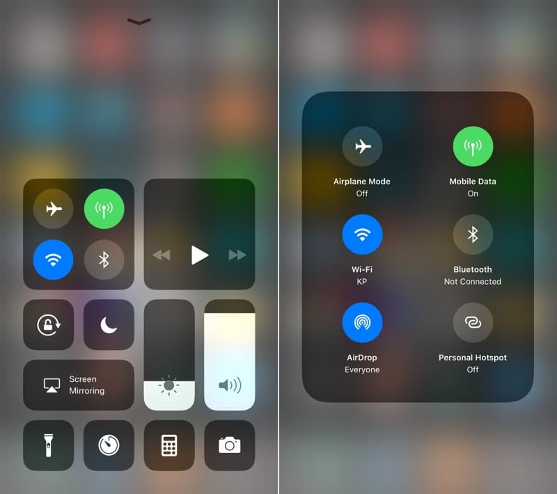 iOS-11-Control-Center