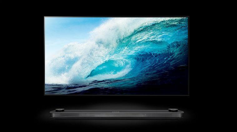 LG W7 Signature 4K HDR OLED TV